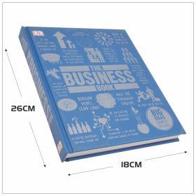 DK商业百科全书The Business Book: Big Ideas Simply Explained 英文原版