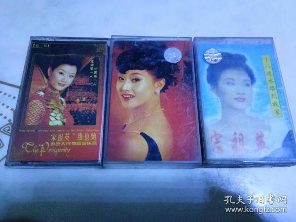 """Song Zuying Solo Concert in Golden Hall of """"Vienna"""" Getting Better and Better"""