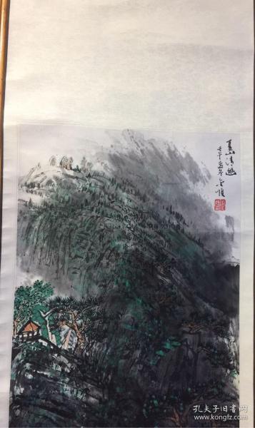Cai Jinshun paintings