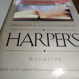 An American album One hundered and fifty Years of harpers