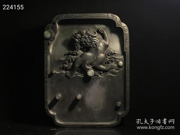 The old Tibetan Duanshi, the Swiss beast sent a blessing