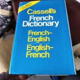 Cassell's French Dictionary: French-English, English-French