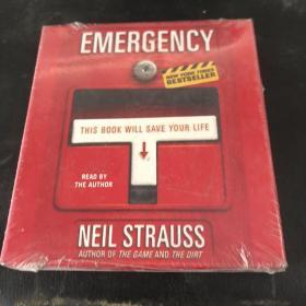 Emergency: This Book Will Save Your Life [Audio CD]
