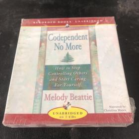 Codependent No More 7D [Audio CD]