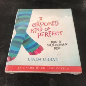 A Crooked Kind of Perfect(Audio CD)