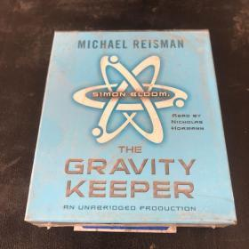 Simon Bloom, the Gravity Keeper(Audio CD)
