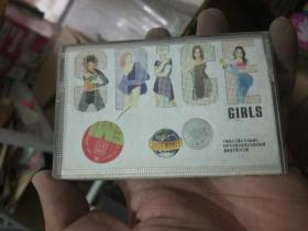 磁带  SPICE GIRLS SPICEWORLD