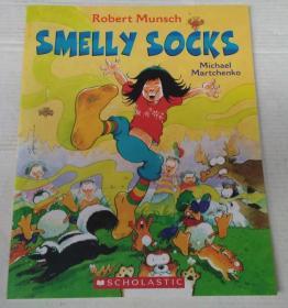 平装 Smelly socks 臭袜子