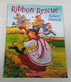 平装 Ribbon Rescue 丝带救援