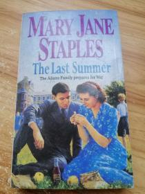 The Last Summer Mary Jane Staples