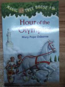 Hour of the Olympics Mary Pope Osborne(