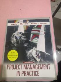 Project Management in Practice 第3版