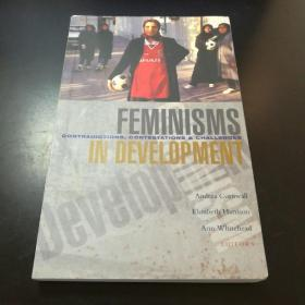 Feminisms in Development: Contradictions, Contestations & Challenges(英文原版)