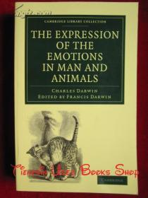 The Expression of the Emotions in Man and Animals(Second Edition)人和动物的情感表达(第2版 英语原版 平装本)