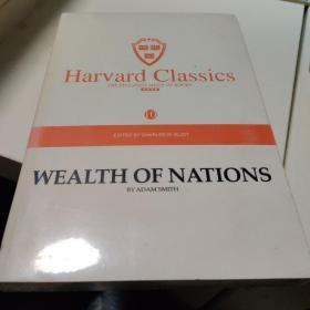 Harvard classics(10)welth of nations