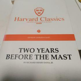 Harvard classics(23)TWO YEARS BEFORE THE MAST