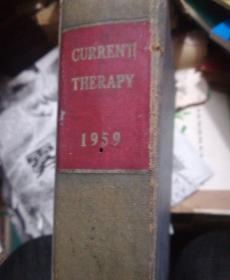 CURRENT THERAPY 1959 电流疗法1959