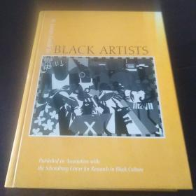 St. James Guide to the Black Artists(16开硬精装,一厚册)