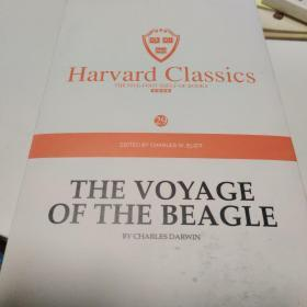 Harvard classics(29)THE VOYAGE OF THE BEAGLE BY CHARLES DARWIN