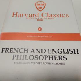 Harvard classics(34)FRENCH AND ENGLISH PHILOSOPHERS