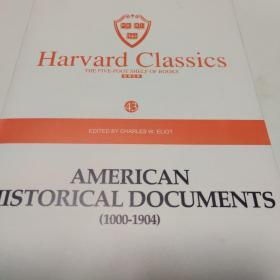 Harvard classics(43)AMERICAN HISSTORICAL DOCUMENTS(1000-1904)