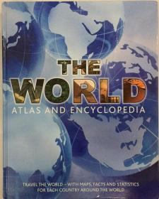 The world  atlas and encyclopedia