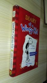 Diary of a Wimpy Kid(英文原版)
