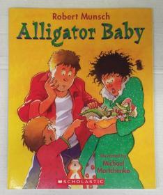 平装 Alligator Baby 鳄鱼宝宝
