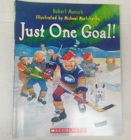 平装 Just One Goal! 只有一个目标!