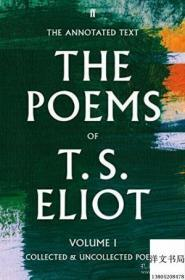 【包邮】2015年出版, The Poems Of T. S. Eliot:Collected And Uncollected Poems