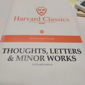 Harvard classics(48)THOUGHTS,LETTERS&MINOR WORKS