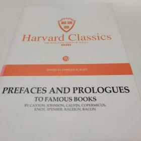 Harvard classics(39)PREFACES AND PROLOGUES TO FAMOUS BOOKS