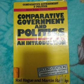 Comparative Government and Politics:An Introduction