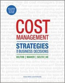 Cost Management: Strategies for Business Decisions(