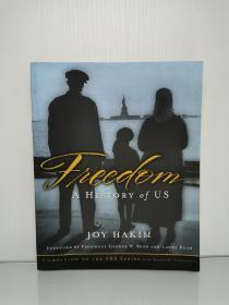 美国史 Freefom A History of US by Joy Hakim(美国史)英文原版书