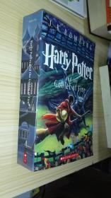 Harry Potter and the Goblet of Fire - Book 4(英文原版)