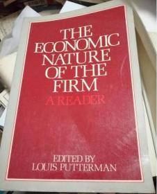 The Economic Nature of the Firm:A Reader