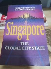 Singapore: The Global City-State (Pacific Rim Business Series) 作者签赠
