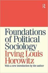 Foundations of Political Sociology 1st Edition