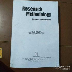 Research Methodology Methods & Techniques 复印