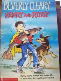 Beverly Cleary:Henry and Risbsy