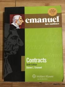 emanuel law outlines: Contracts  Tenth Edition