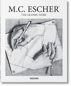 M.C. Escher: The Graphic Work (Basic Art Series 2.0)