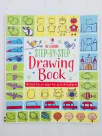 Step-By-Step Drawing Book 儿童分步绘画册