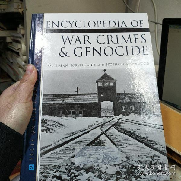 Encyclopedia of War Crimes and Genocide