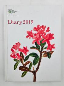 Royal Horticultural Society Diary 2019
