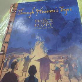 Through Heaven's Eyes: Prince of Egypt Deluxe Storybook
