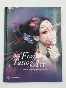 Fantasy Tattoo Art  artistic illustrations by xiaobai 梦幻纹身艺术