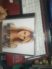 HILARY DUFF MOST WANTED 音乐光盘一张