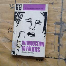 INTRODUCTION TO POLITICS